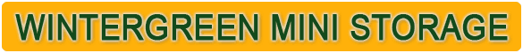 Wintergreen Mini Storage logo